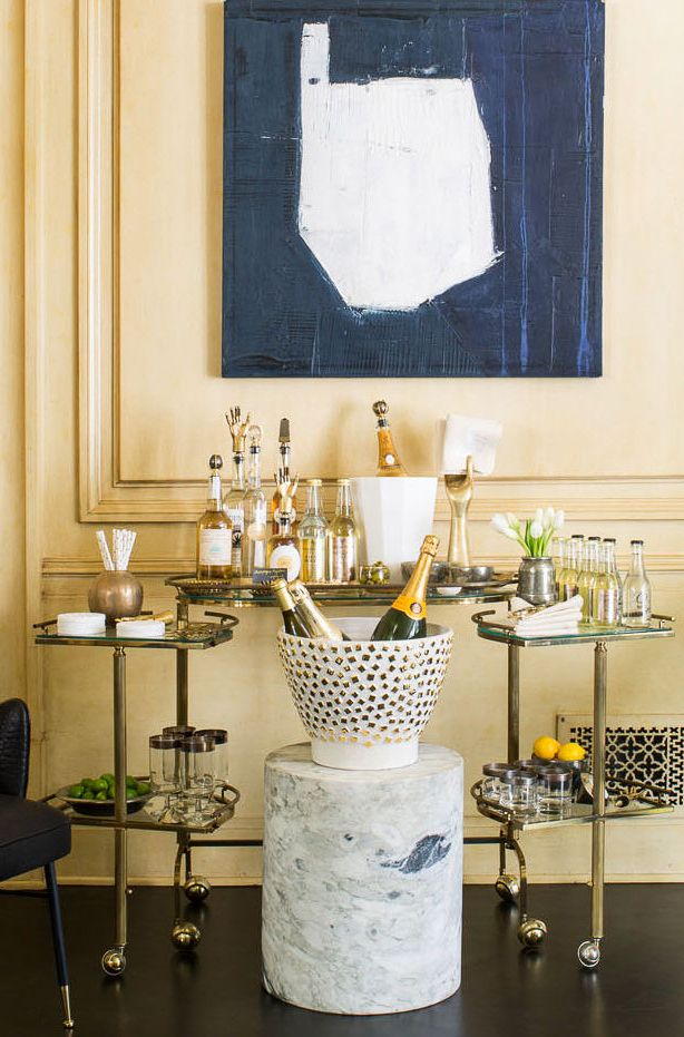 KELLY WEARSTLER | BARWARE. Raise the bar with these entertaining essentials