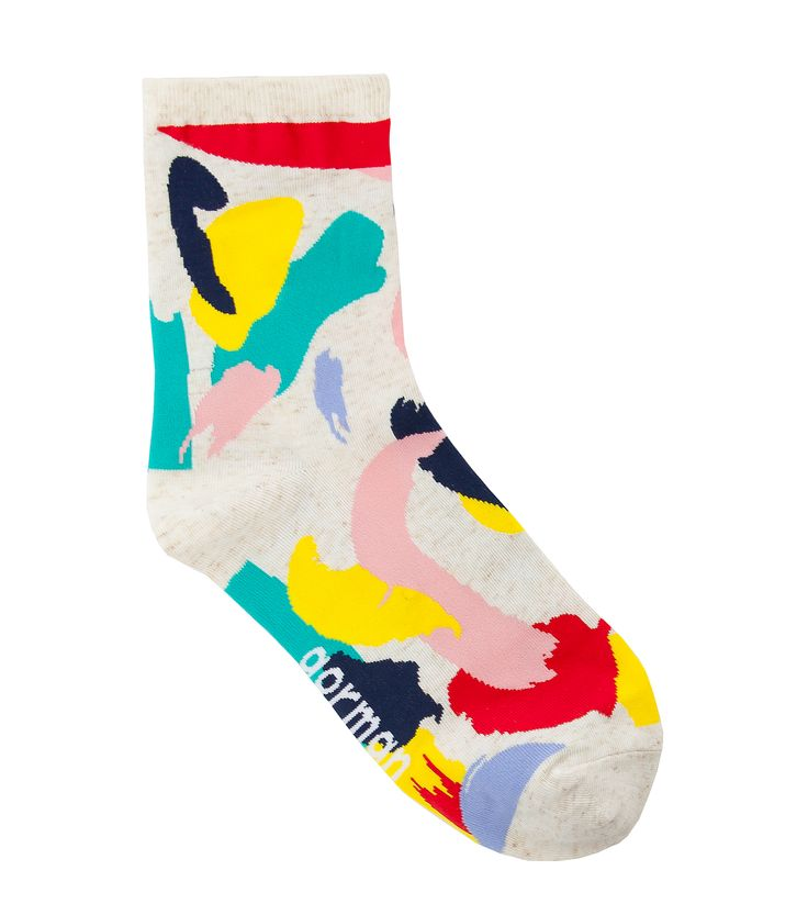 Gorman Multi-Coloured Socks available at their boutique on James St, Brisbane