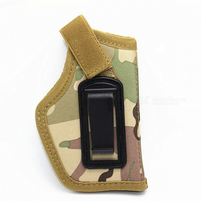 IWB Hidden Form Nylon Tactical Holster - CP Camouflage
