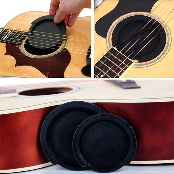 Acoustic Guitar 38 39 41 42 Soundhole Cover Sound Hole Block Plug Buffer Guitar Acoustic Guitar Acoustic