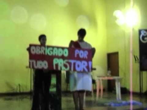 TEATRO DIA DO PASTOR !