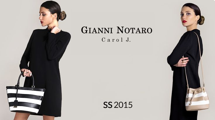 Spring Summer Handbag Collection 2015 by Gianni Notaro. Choose yours now, in Galleria Di Scarpe
