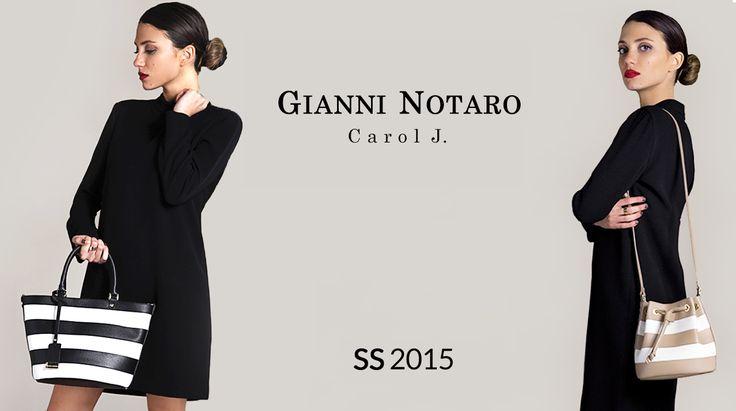 Spring Summer Handbag Collection 2015 by Gianni Notaro. Choose yours now, in Galleria Di Scarpe