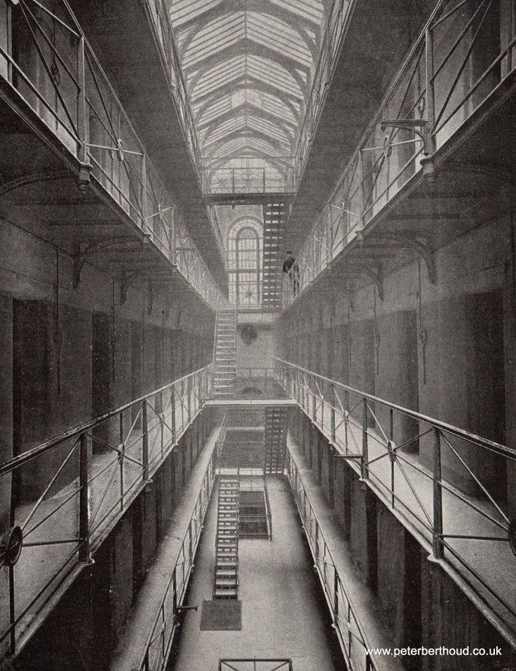 Newgate Prison 1897