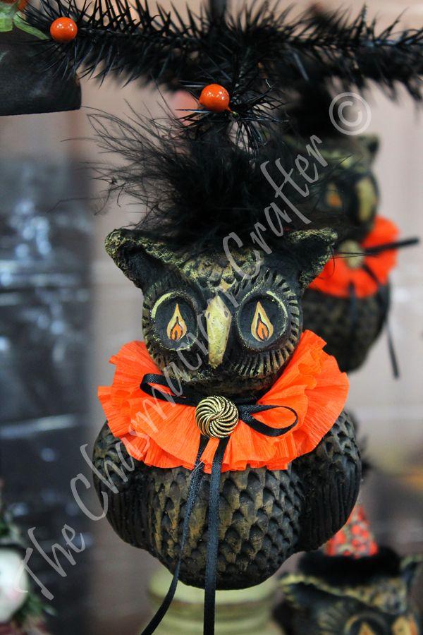 the chasmacian crafter halloween decorationsfolk art