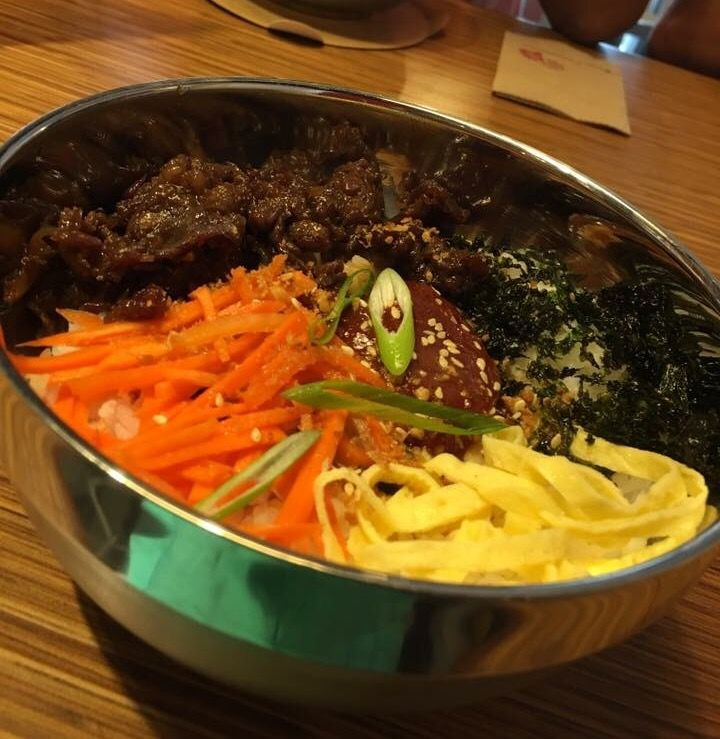 #bibimbap #korean
