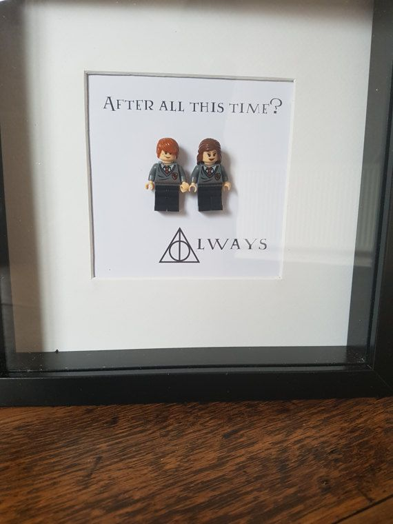 Famous Harry Potter Picture Frames Gift - Frames Ideas Handmade ...