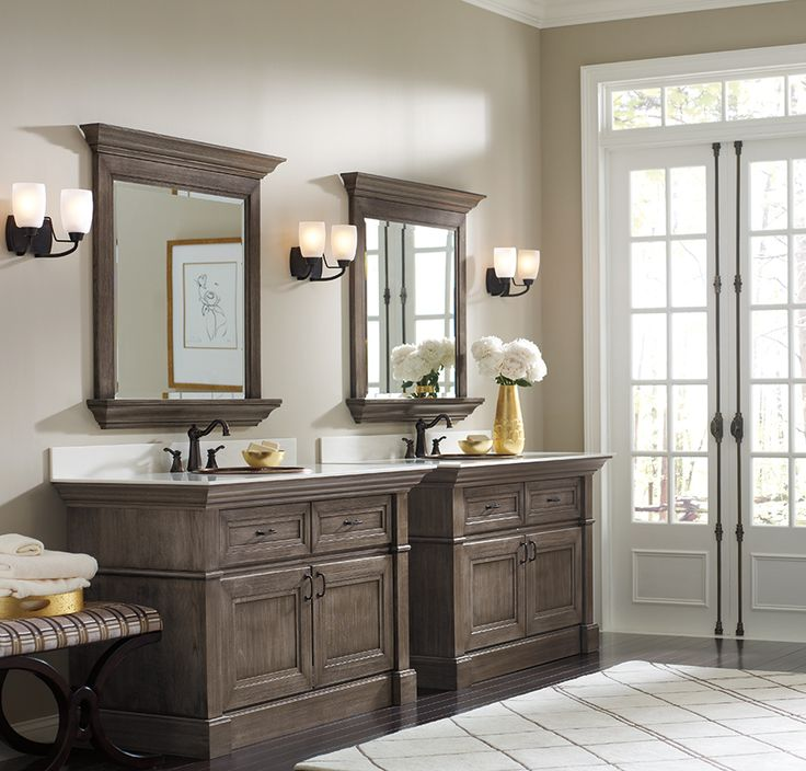 Gray Stained Kitchen Cabinets Kitchen Grey Distressed: 71 Best Images About PRODUCT: Cabinets On Pinterest