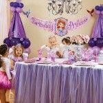 Invitaciones Princesa Sofía gratis para imprimir