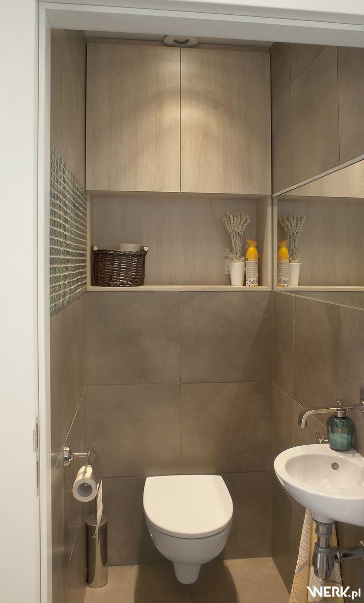 WERK architekci Warszawa wnętrze łazienki Świnoujście
