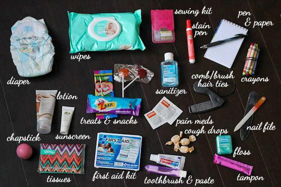 Daily Mom » DIY Mom Survival Kit #diysurvival