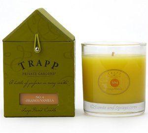 Orange Vanilla Trapp Candle $22.00 #trappcandles  @TrappCandles