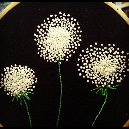 French knots | Flickr - Photo Sharing!