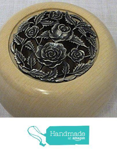 Small wood turned trinket, jewellery, pot pourri bowl from Nigel Peters Woodturnings https://www.amazon.co.uk/dp/B01M647R3D/ref=hnd_sw_r_pi_awdo_PuPzybWSG2XT3 #handmadeatamazon