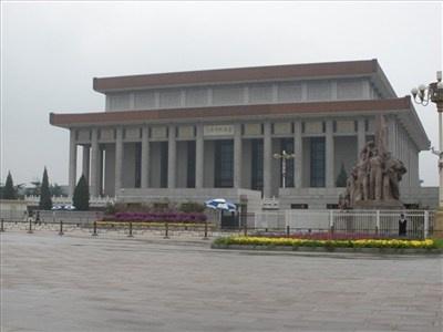 Mao's Tomb, Tiananmen Square, China