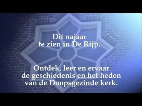 Voor Museum in 't Houten Huis in De Rijp maakte ik dit promotiefilmpje voor een tentoonstelling over de Doopsgezinde.