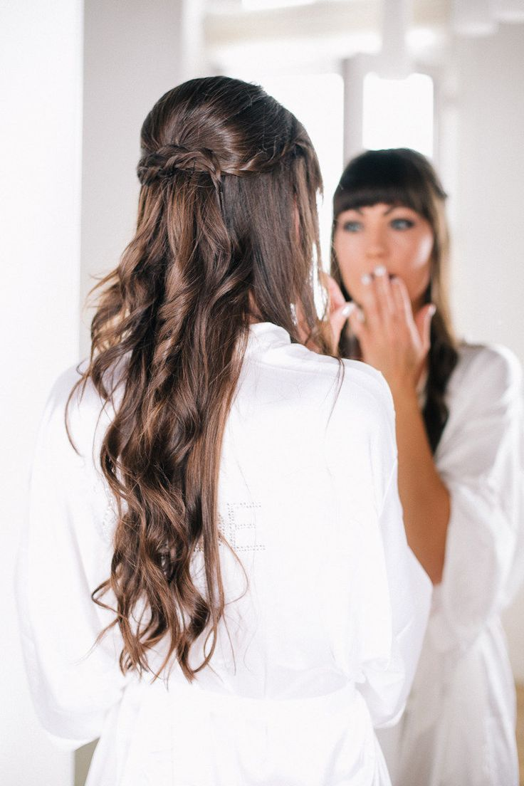 105 best wedding hair images on Pinterest | Colourful hair, Hair ...