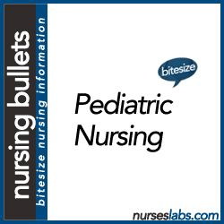 Nursing Bullets: Pediatric Nursing Reviewer | 40 Bullets | Nurseslabs |