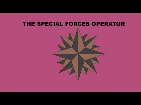The Special Forces Operator