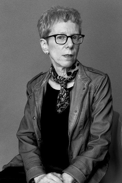 "Susan Burton, ""Terry Gross and the Art of Opening Up,"" The New York Times Magazine (21 October 2015). The ""Fresh Air"" host's 40-year, 13,000-interview master class in conversation. Photo by Ryan McGinley of Gross at the WHYY building in Philadelphia."