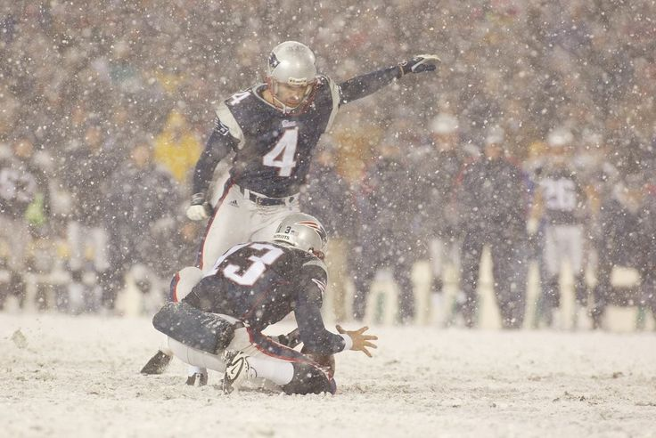 """I Gotta Tell Ya"" ...: One Snowy Night In Foxboro: On The 10 Year Anniversary, I Relive One of The Greatest Moments in My Life"