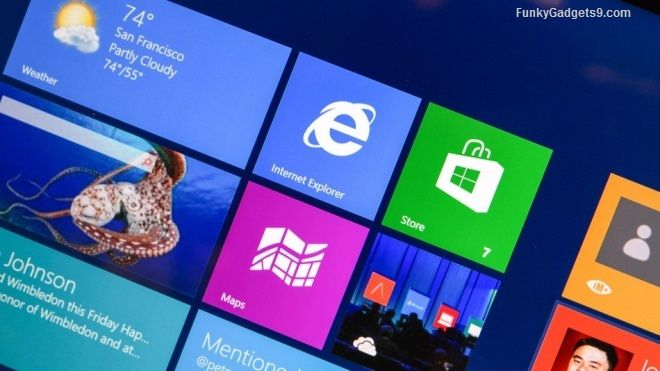 Microsoft Windows 8.1 updates announced