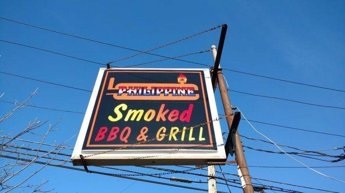 5. Philippine Smoked BBQ, Elsmere