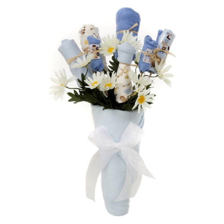 Nikki's by Design New Baby Gift Bouquet