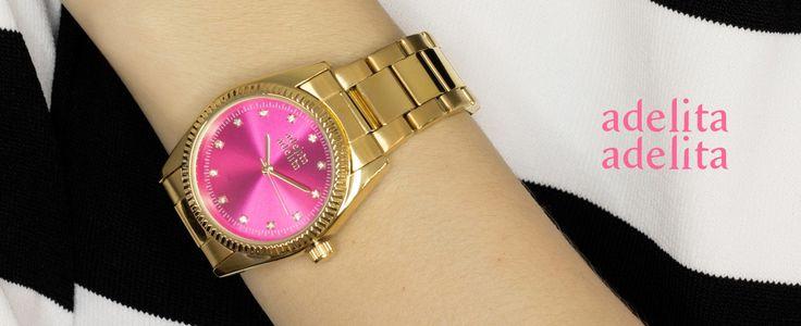Complementos, relojes de moda y bisuteria barata online - Adelita Adelita
