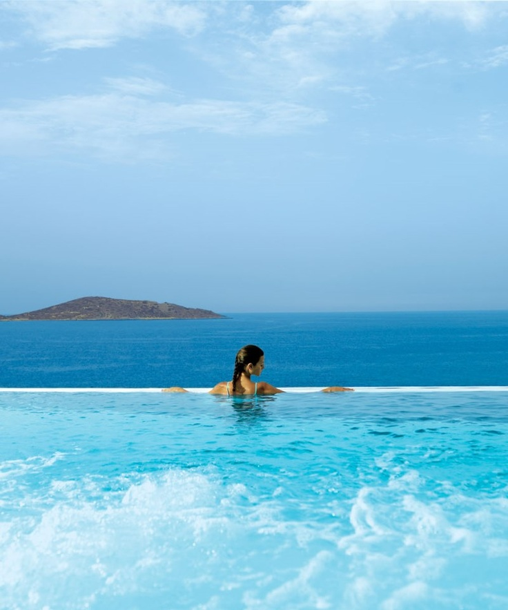 Porto Elounda, an award-winning luxury spa destination on the island of Crete.