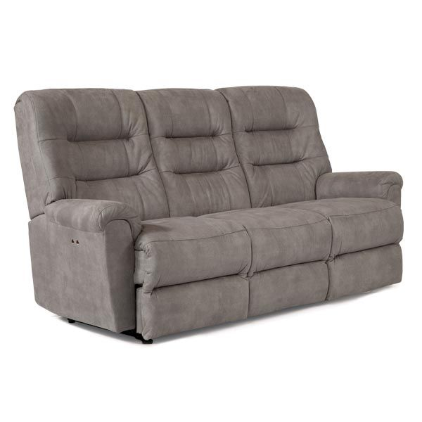 Ikea Sofa Bed Brand new Sherman Reclining Sofa Sofas from Best Home Furnishings Crowley Furniture is Kansas City us family owned furniture store for over years