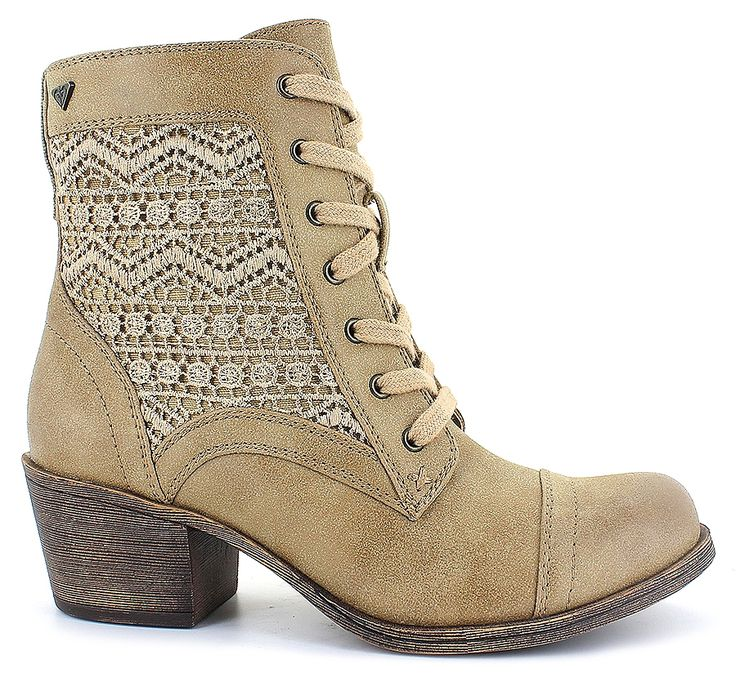 Roxy Indio | Natural | | SHOE SHOW | Stock Number -