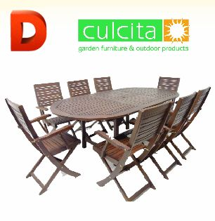 Win an Exclusive 8 seater Garden Dining Set. For your chance to win, just answer the question correctly and email your answer to competitions@donedeal.ie with your full name, postal address and mobile number