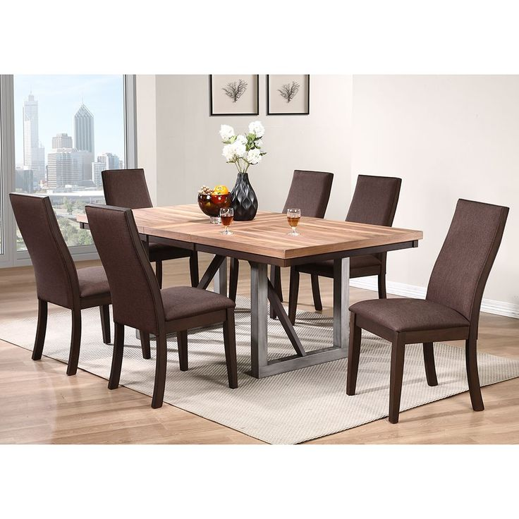 Kendall Collection Dining Table   An Exquisite Design Perfect For  Entertaining A Plethora Of Family And