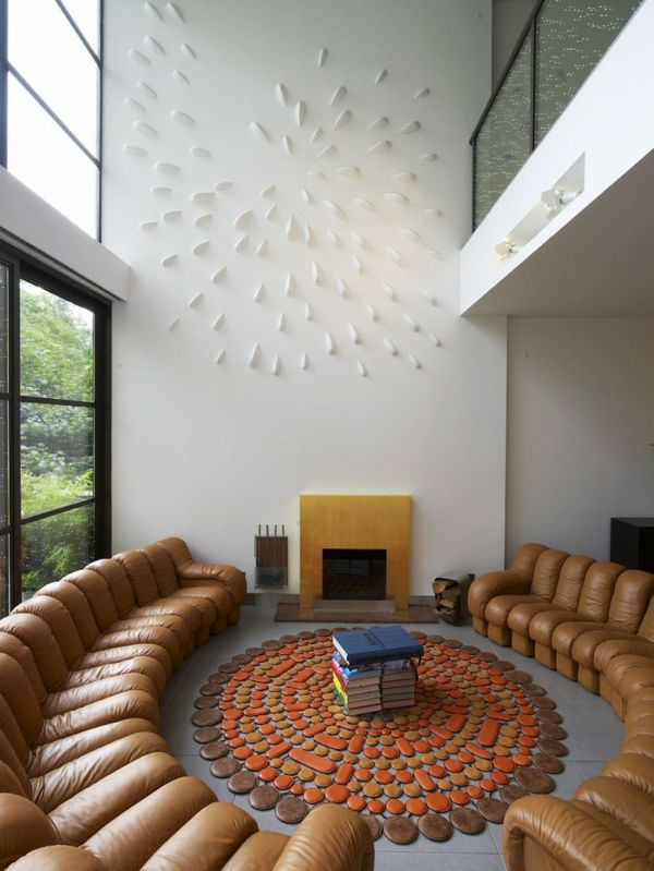 Más de 25 ideas increíbles sobre Großes sofa en Pinterest Big - großes bild wohnzimmer