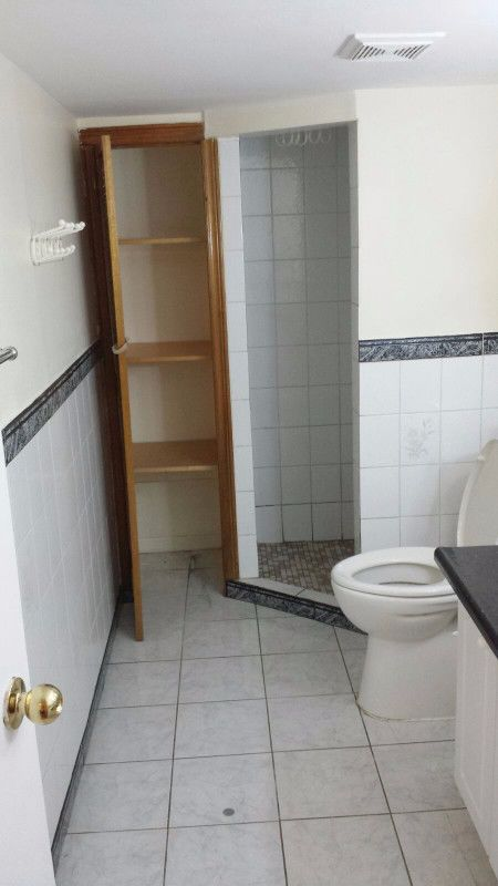 Spacious Furnished Basement Apartment for Rent available for 4 students near Sheridan College Davis Campus.Campus is 2 minutes walking distance. Apartment is available from January 1 2018. Maximum of 4 students will be allowed for $400 rent each student per month. TV with Rogers connection,...