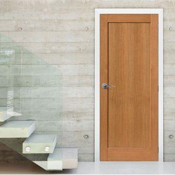 JBK Montana Etna Oak Door