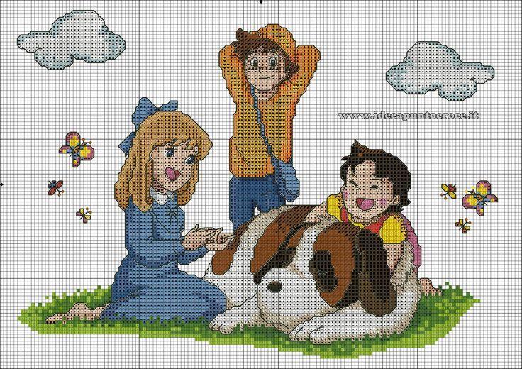 Heidi e i suoi amici