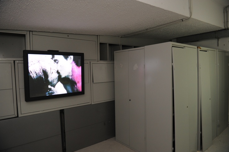 """Carolee Schneeman Fuses, 1964-66 16 mm film (colour, silent) transferred onto video, 29' 51'' Courtesy of the artist & LUX, London Installation view, 2nd Athens Biennale 2009 """"Heaven"""""""