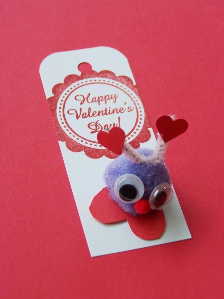 madebyjoey: Love bug Valentines