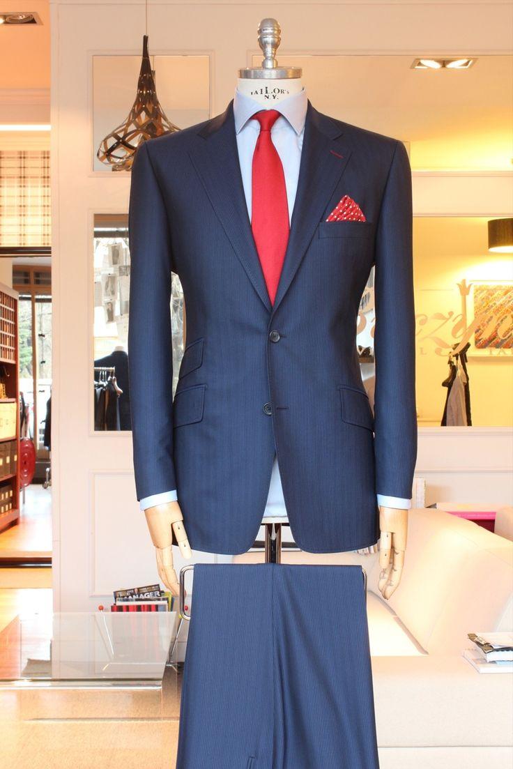 https://www.facebook.com/media/set/?set=a.10153046418559844.1073742362.94355784843&type=1 #fashion #style #menswear #mensfashion #mtm #madetomeasure #buczynski #buczynskitailoring #dormeuil #suit #tailoring