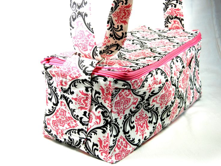 Double Wide Coupon Organizer Candy Damask Mega Deluxe