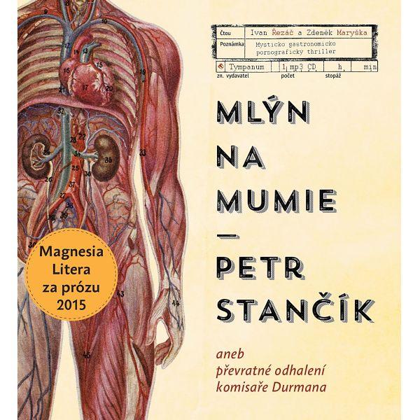 iTunes Cover Studio.cz: Petr Stančík: Mlýn na mumie aneb převratné odhalen...
