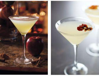 Bonefish Grill Fall Cocktails- Fresh Apple Martini