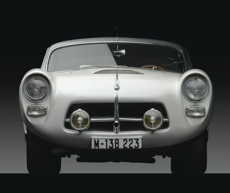 Pegaso Z-102 Series II Berlinetta