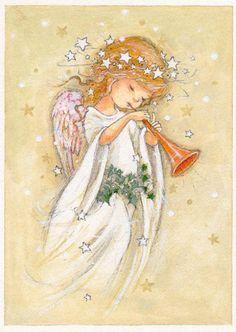 Resultado de imagen de angels christmas