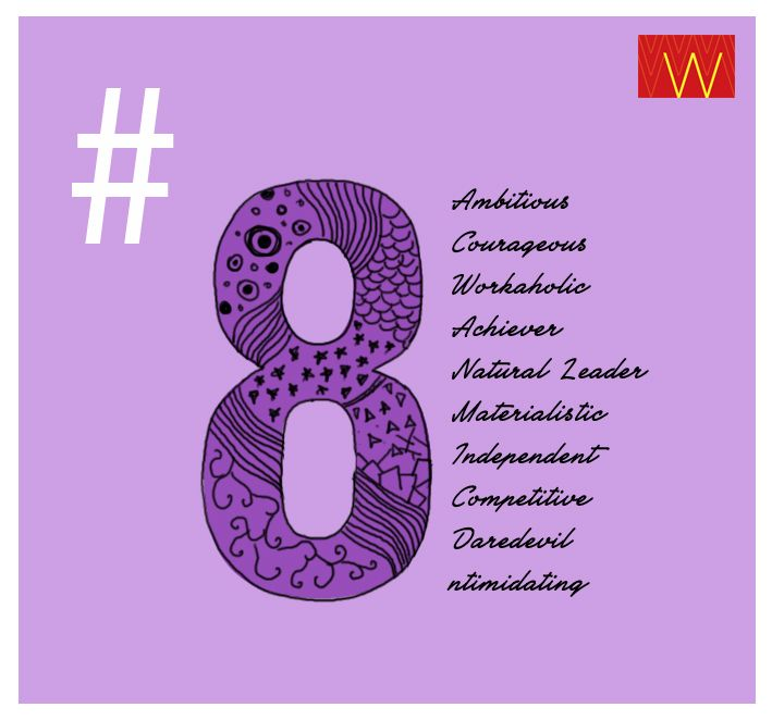 #Numerology  Are you a #8?