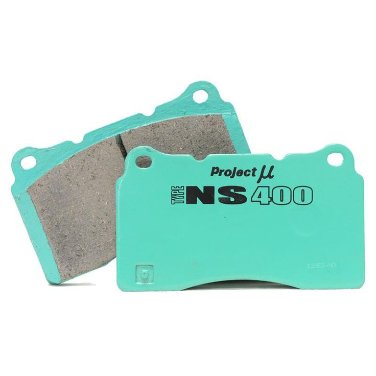 Project Mu 2008-10 Lexus IS-F TYPE NS400 Front Brake Pads