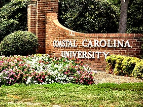 Coastal Carolina University, home to the Coastal Small Business Development Center serving Horry and Georgetown Counties.  SBDC: http://www.coastal.edu/sbdc