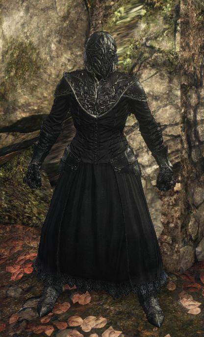 Black dress dark souls 3 builds
